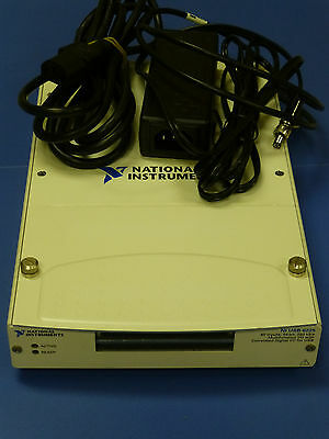 National Instruments USB-6225 USB Data Acquisition Module, 80ch Analog Input DAQ