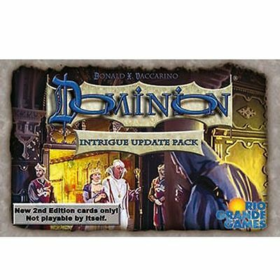 Dominion: Intrigue Update Pack - Second Edition Rio533