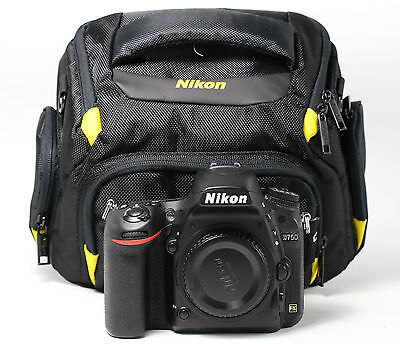 Nikon D750 24.3 MP Digital SLR Camera - Excellent Condition **from Jessops UK**