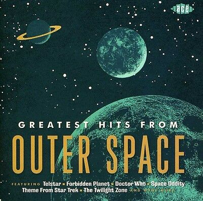 Various Artists - Greatest Hits from Outer Space / Various [New CD] UK - Import
