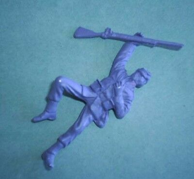 Toy Soldiers American Civil War Dead Soldier #3  54 Mm
