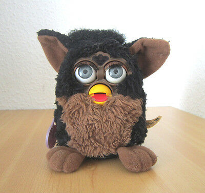 Original FURBY 1.Generation 1999 Deutsch Hasbro Tiger Electronics Sammlerstück