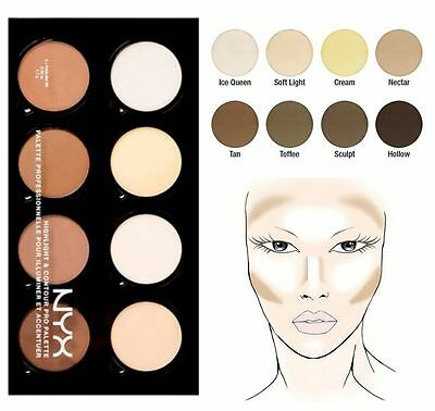 NYX Cosmetics Highlight & Contour pro palette Brand New 100% Genuine