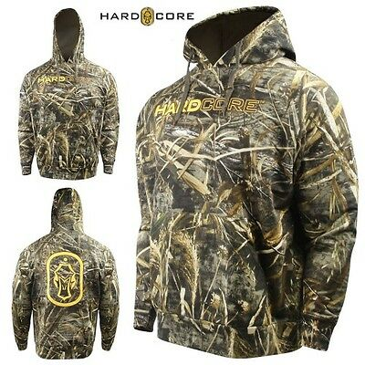 Hard Core Decoys Classic Hunting Hoodie - Realtree MAX 5 Camo - Choose Size NEW!