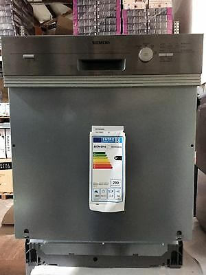SIEMENS Dishwasher Can be integrated A+ SN59E502NL