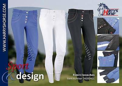 Breeches-Rimini - Silicon Knee -by Harry's Horse (26000401) RRP$159.95
