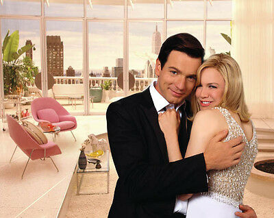 Rene Zellweger and Ewan McGregor UNSIGNED photo - H846 - Down with Love