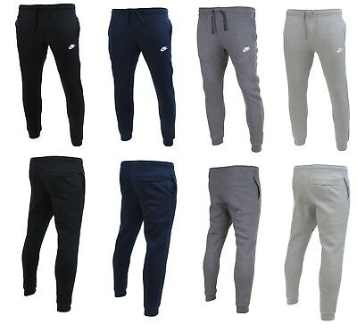 Nike mens slim fleece pant tracksuit bottoms track pants nsw jogger