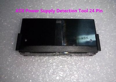 EVGA ATX POWER SUPPLY PSU Simple Functionality Tester Adapter Detection Tool
