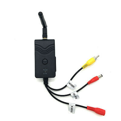 903W Waterproof 2.4G 30fps Realtime Video WIFI Transmitter for FPV DC Interface