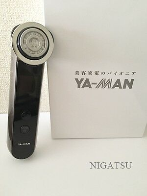 NEW YAMAN YA-MAN RF Beaute PHOTO PLUS HRF10T Face care device from JAPAN