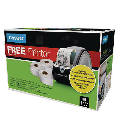 Dymo Labelwriter 450 Label Printer Plus 3  Rolls Of Labels Free