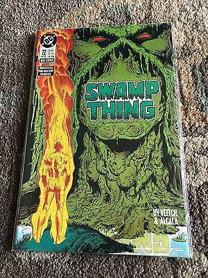 Swamp Thing (1982 2nd Series) #72