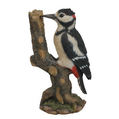 NEW Woodpecker Bird Ornament Vivid Arts WBC-SPOT-F