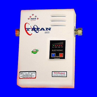 Titan Tankless N-85 Water Heater - New 2016 home model with best price on Ebay