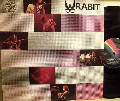 Lp-Wrabit-Wrough & Wready-Italia 1981-N.mint/n.mint