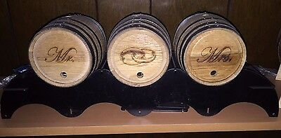 American White Oak Barrels