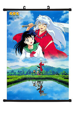 Japan Anime Inuyasha Higurashi Kagome  Home Decor Anime Poster Wall Scroll 40x60
