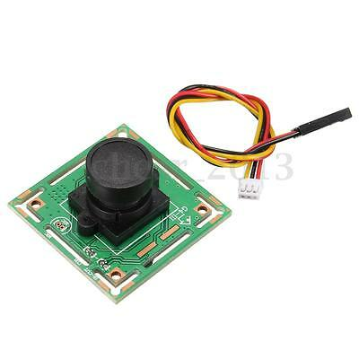 New Mini Video HD CMOS 700TVL CCTV PCB Board Camera 1/4'' CCD Lens FPV Copter