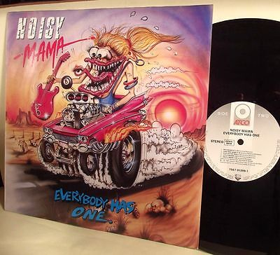 Lp-Noisy Mama-Everybody Has One-Germania 1991-
