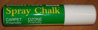 Drakes Pride Spray chalk Canister For Lawn Bowls Indoor & Outdoor Friendly