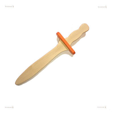 Wooden Dagger, Role Play Toy Dagger