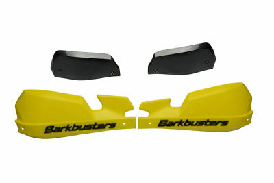YELLOW BarkBusters VPS MotoCross Handguards ONLY