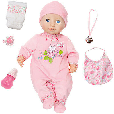 Zapf Creation Baby Annabell Puppe 2016