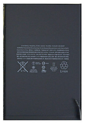 For Apple iPad Mini 4 4th Generation A1546 Genuine Internal Replacement Battery