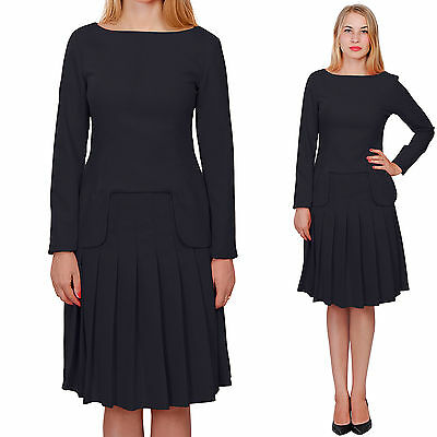 6c86f4213 Black Marycrafts Womens Church Office Business Skirt Suits Suit W Long  Sleeves