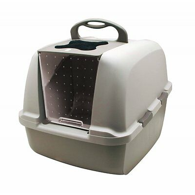 Hagen Cat It Jumbo Hooded Cat Litter Tray Box With Hood