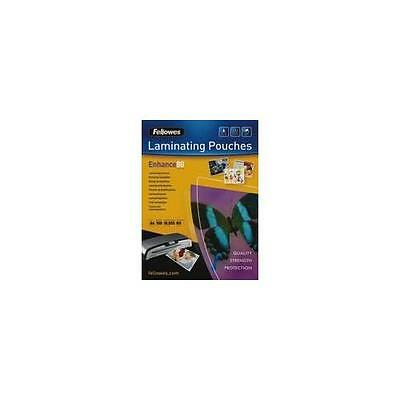 Fellowes Laminating Pouch A5 160micron Pack of 100 5306001