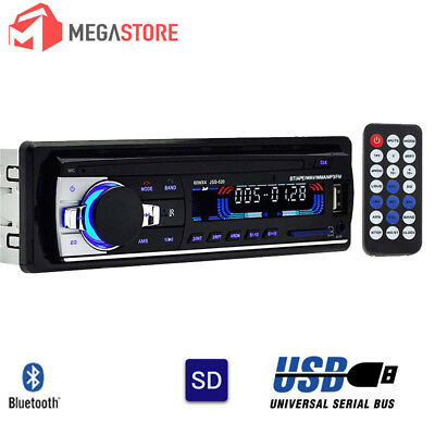 Stereo Auto Bluetooth Autoradio Fm Mp3 Usb Sd Aux Sd Card Vivavoce 45Wx4 6249
