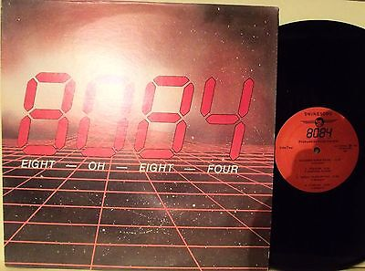 Lp-8084-Eight-Oh-Eight-Four-U.s.a. 1986