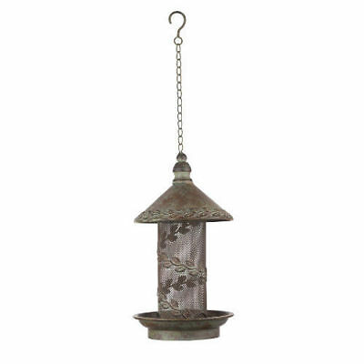 Chapelwood Antique Tube Seed Feeder