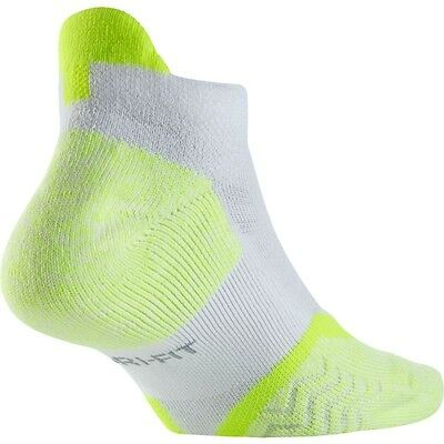 Nike Dri-Fit Elite No-Show Tennis Socks Style SX4987-177 Size M (6-8)