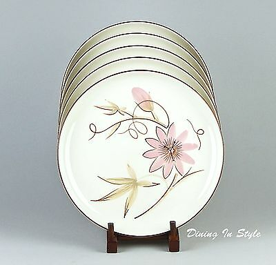 Set of 2 Dinner Plates, SUPERB / NEAR MINT Condition! Passion Flower, Winfield