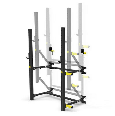 Armortech V2 Wall Mounted Fold up Squat Rack