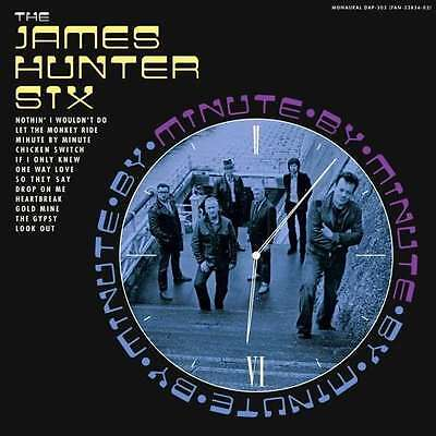 JAMES HUNTER SIX - Minute By Minute  LP + mp3