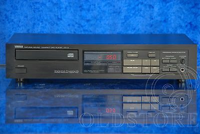 ►Yamaha Cd3◄ Cd 3 Lettore Vintage Cd-Player Top 1985 Old School Rare To Find