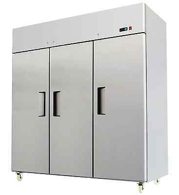 Freezer Triple / Three Door Upright Gastronorm Commercial Catering Kitchen