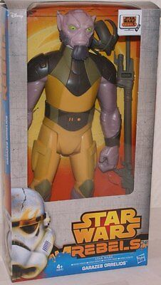 Hasbro A8840 Star Wars Rebels Ultimate Figur Garazeb Orrelios 30 cm.