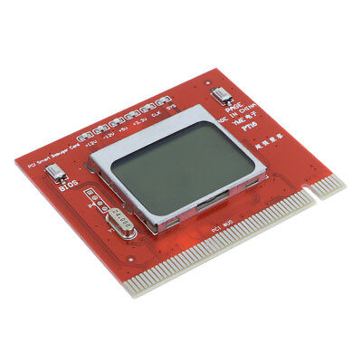 PC Parts PCI Diagnostic Debug Post Test Motherboard BIOS Tool With LCD