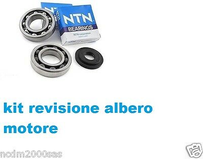 Kit Ntn Cuscinetti Di Banco E Paraolio Per Keeway Outlook 125 4T