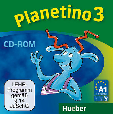 Planetino 3. CD-ROM, Milly Brunello