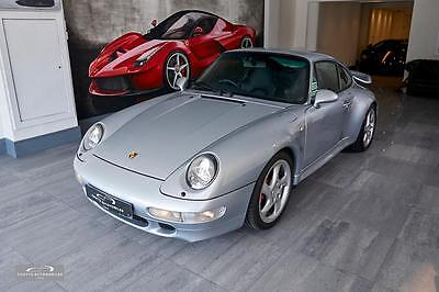 Porsche 911 993 3.6 Turbo AWD 2dr