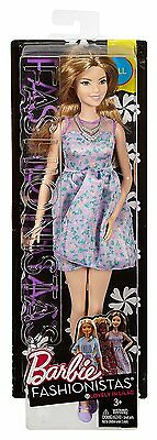 "NEW! 2016 2017 Barbie Evolution Fashionistas ""Lovely In Lilac"" TALL Doll 53 NIB"