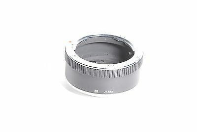 Olympus OM 25 25mm Camera Lens Extension Tube Made In Japan w/ Box