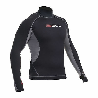Gul Evotherm Long Sleeve Thermal Fleece Rashguard for Canoe / Kayak / Sailing