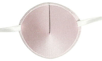 Medical Eye Patch PALE PINK Soft and Washable